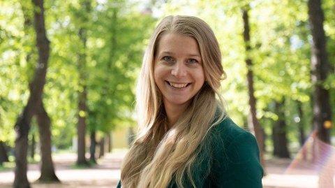 NY STATSRÅD: Ida Lindtveit Røse (27) skal vikariere for Kjell Ingolf Ropstad som barne- og familieminister i sommer.