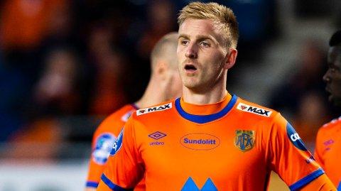 Aalesunds Torbjørn Agdestein mister hele sesongen.