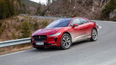 KORONAVINNER: i-Pace sørget for gjennombrudd for Jaguar i det norske markedet. Nå resulterer salgssuksessen i dryss av koronapenger.