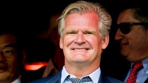 KAN SE LITT LYSERE PÅ DET: Tor Olav Trøim kan glede seg over en firedobling av aksjeverdiene i løpet av noen uker.