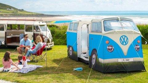 Dette legendarisk teltet kan bli ditt