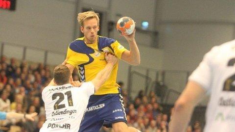 RUVER HØYT: Emil Midtbø Sundal var eliteseriens toppscorer forrige sesong.