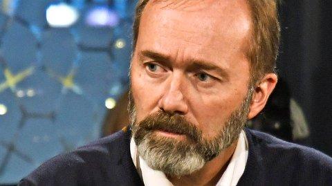 Trond Giske luftet sin frustrasjon over norske medier da stormen rundt ham gjenvant gamle høyder torsdag.