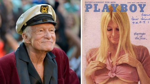Hugh Hefner valgte Liv Lindeland fra Norge som modell i Playboys aller første utgave som viste kjønnshår. Det var bare starten på en ny tid for bladet.