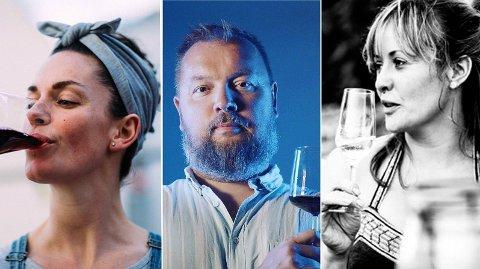 EKSPERTENE: Sarah Døscher, Kjell-Gabriel Hendrichs og Veslemøy Hvidsten har valgt ut et spennende knippe av knallkjøp på polet for Nettavisens lesere.