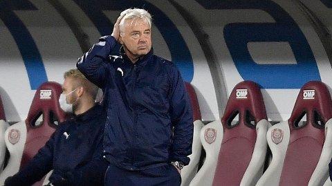 Arne Erlandsen er en av få norske trenere med suksess i utlandet.