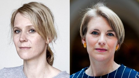 Forfatter og spaltist i Klassekampen, Sandra Lillebø, og SV-politiker Kari Elisabeth Kaskis påstand om 1800-tallet, er sannsynligvis riv, ruskende gal, skriver Elin Ørjasæter.