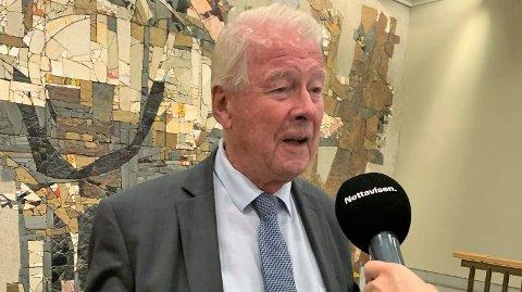 VRAKET AV VALGKOMITE: Carl I. Hagen ønsket seg plass på valglista til Frp både i Oppland og Oslo. Det siste ønsket ser ikke ut til å bli oppfylt.