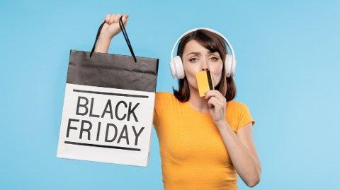 Vi ble lei av å vente på Black Friday-salgene i nettbutikkene, så vi åpnet vårt eget.