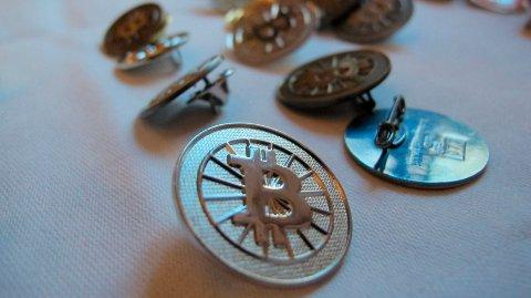 Prisen på Bitcoin var ifølge CNBC opp hele 8,6 prosent på onsdag.