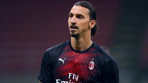 STORSPILLER: Zlatan har åpnet årets Serie A-sesong forrykende og er for øyeblikket toppscorer i den italienske ligaen.