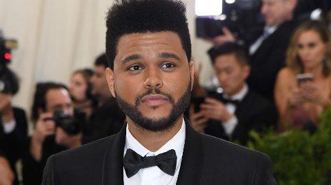 RASER: The Weeknd er ikke nominert i en eneste kategori til neste års Grammy-utdeling. Det mener han er urettferdig.