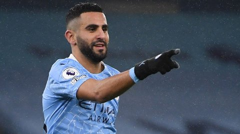 Vi tror det blir mer jubel for Riyad Mahrez og lagkameratene i Manchester City lørdag kveld.