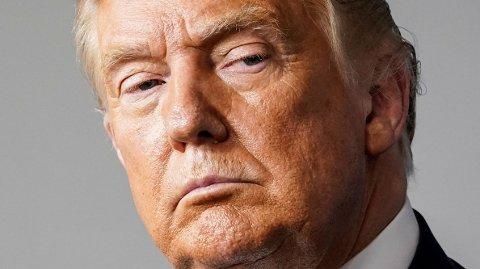 VEKSTEN AVTAR: Sysselsettingsveksten avtar i USA under de siste månedene med Donald Trump som president.