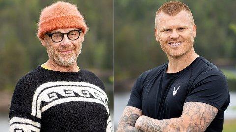 BITRE FIENDER: Da Espen Thoresen og John Arne Riise møttes for første gang etter en 15 år gammel krangel ble det alt annet enn søt musikk.