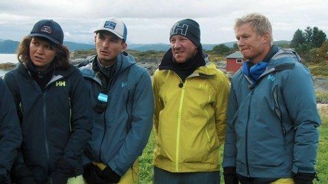 TREKKER SEG: I søndagens episode bestemmer Steffen Iversen seg for å reise hjem.