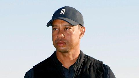 Tiger Woods var involvert i en alvorlig ulykke i Los Angeles.