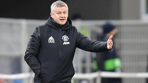 KVARTFINALE NESTE: Ole Gunnar Solskjær ledet Manchester United til seier borte mot AC Milan.