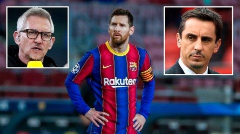 SLAKTER BARCELONA: De britiske ekspertene er ikke nådig mot Barcelona sin melding.