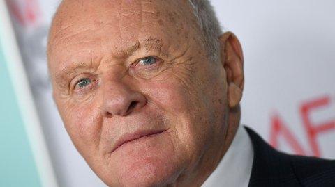 OPPRØR: Flere er svært opprørt etter at Hopkins mottok prisen for Beste mannlige skuespiller under Oscar-utdelingen natt til mandag.