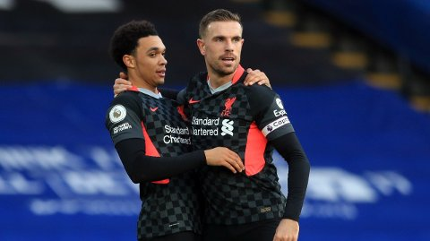 TOK INITIATIV: Jordan Henderson skal tatt affære for å mobilisere de andre Premier League-kapteinene.