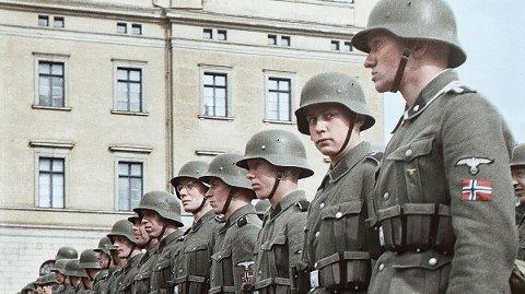 NRK-serien «Frontkjemperne», om nordmenn som kjempet for nazistene under andre verdenskrig, skal debatteres i Kringkastingsrådet torsdag.
