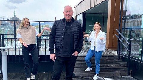 UKENS GJEST: Vålerenga-profil og styreleder i ishockeyklubben Jan Tore Kjær gjester Nettavisen podkasten«Schendis» med Julie Solberg og Rikke Monsen.