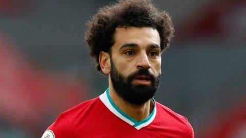 VIL BORT? Det hevdes at Mohamed Salahs tid i Liverpool kan gå mot slutten.
