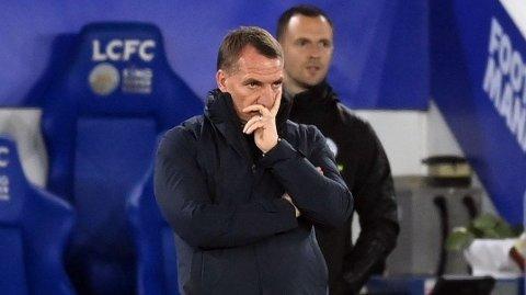 NYTT TAP: Leicester ble slått av Newcastle på eget gress i Premier League.