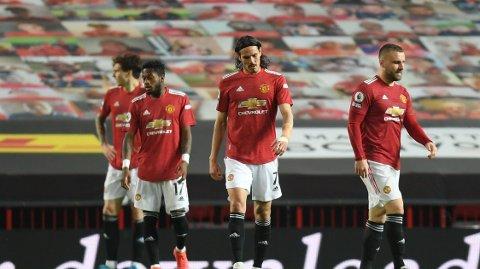 KRITIKK: Flere Manchester United-stjerner fikk høre det av Roy Keane etter torsdagens tap mot Liverpool.