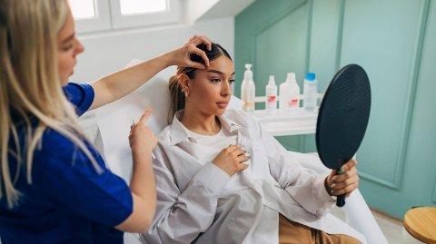 ØKENDE TREND: Etterspørselen av botox, fillers og andre kosmetiske inngrep har økt i takt med pandemien. Ifølge bransjen og psykologer kan det skyldes økt bruk av digitale tjenester.