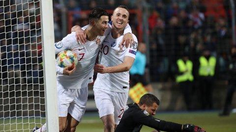 Ronaldo og Jota er to av mange stjernespillere som vil banke inn mål under årets EM.
