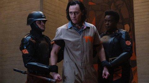 LOKI: Den nye Loki-serien fyller en rekke hull i Marvel-universets historie.
