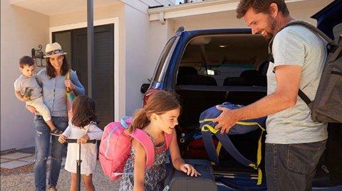 FERIE: En undersøkelse viser at kun 2 av 10 nordmenn planlegger å sikre boligen før de reiser bort i sommer.