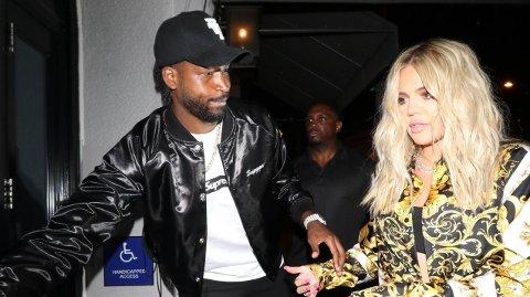 BRUDD: Det er slutt mellom Khloe Kardashian og Tristan Thompson.