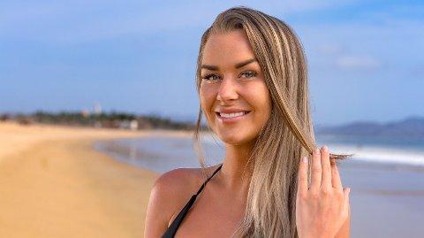 COMEBACK: Marthe Brenne sjekker inn igjen på «Paradise Hotel» to år etter den dramatiske finalen.