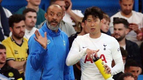 Tottenhams nye manager viser veien for Son, som har signert ny kontrakt med klubben.