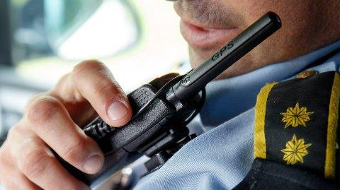 Politiet advarer etter falsk politioppringing.