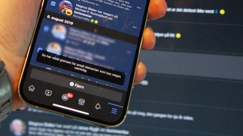 Facebook har gjort det bittelitt enklere å slette alt du har gjort på Facebook - både på mobil og datamaskin
