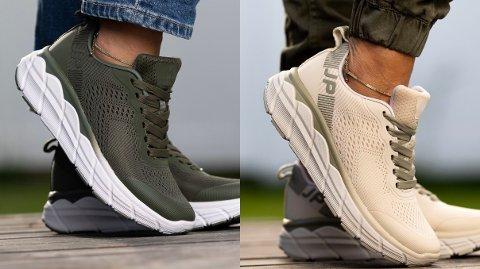 Skoene fra Jean Paul finnes i flere farger og er en skikkelig allround sko til en hektisk hverdag.