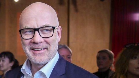 TOPPSJEFEN: Som toppsjef i NRK har Thor Gjermund Eriksen en grunnlønn på 3,3 millioner kroner.