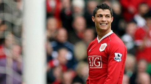 COMEBACK: Cristiano Ronaldo er tilbake i Manchester United og kan få sin redebut for klubben i helga.