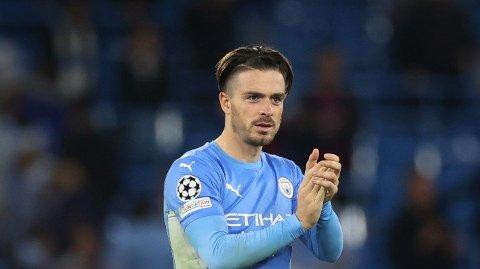 IMPONERTE: Jack Grealish var god for Manchester City.