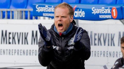 TAP: Christian Michelsen og Kristiansund tapte borte for KFUM Oslo i cupen.