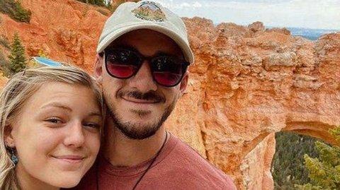 MASSIV OPPMERKSOMHET: Etter at Gabby Petito (22) ble funnet død er kjæresten hennes etterlyst for avhør av politiet.