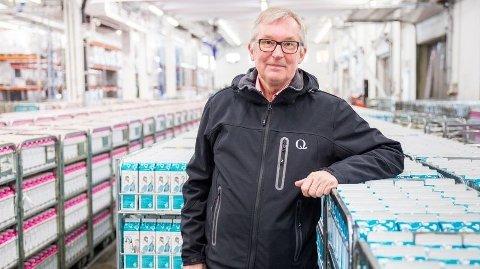 RASER: Administrerende direktøre Bent Myrdahl sparer ikke på kruttet. Han mener selskapets eksistens står i fare etter dramatiske endringer fra statens side.