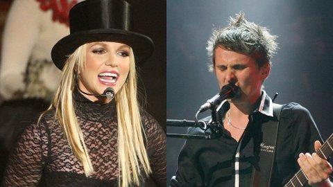 OLJE OG VANN? De driver kanskje med vidt forskjellige ting. Men takket være moderne teknologi kan du nå høre Britney Spears synge med Muse.