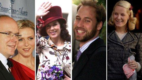 MYE PÅ GANG: Mulighetene for flere kongebarn, forlovelse og kongebryllup er ikke umulig i 2009.