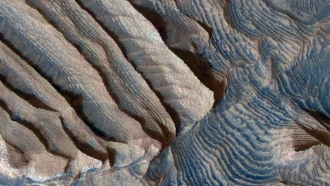LIV? - Metangassfunnene kan tyde på to ting, enten at det er sovende vulkaner eller liv på Mars, sier Knut Jørgen Røed Ødegaard.