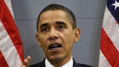 SHOWMANN? Barack Obama er umåtelig populær blant artister verden over.